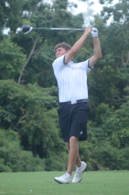 Wofford golfer Andrew Novak is trying for his second state amateur title.