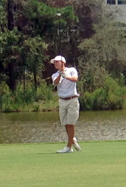 Carson Young has a two shot lead going into the final round of the South Carolina Amateur.