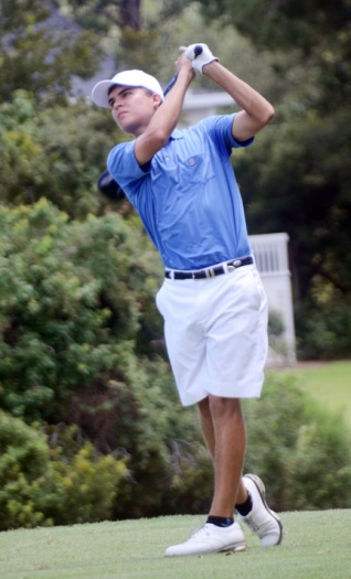 Carson Young of Pendleton won his second SCGA Amateur championship.