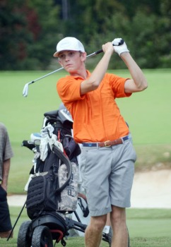 Jacob Bridgeman earned a second place finish at The Bobby Chapman Junior.