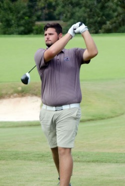Harrison Corbin, who like Phillips and Bridgeman plays at Woodfin Ridge Golf Club finished in a tie for fourth.