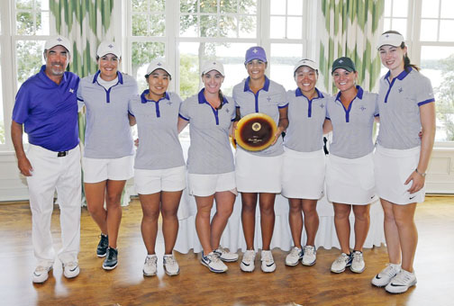 The Lady Paladins won their first tournament of the season with a victory at the Minnesota Invitational.