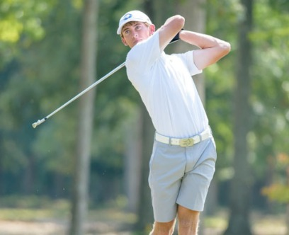 Limestone senior Cabrick Waters won his first college tournament with a victory at the Kiawah Island Invitational.