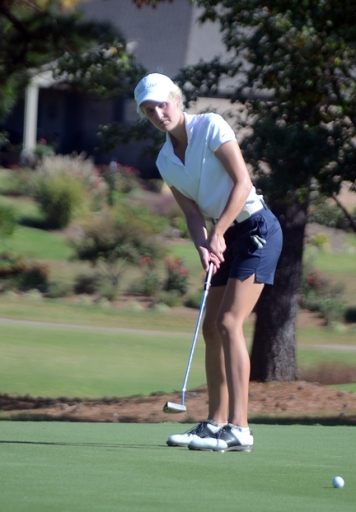 Christ Church golfer Peyton Gillespie was the top individual finished at the AAA Qualifying tournament. Gillespie shot a 3-under par 69 at Village Greens.