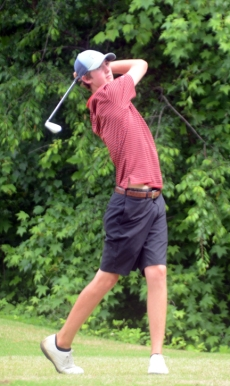 Colby Patton is a second generation Tiger. His father Chris played at Clemson and won the 1989 US Amateur.