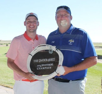 Redman won his first college tournament in only his second start. He captured the Jackrabbit championship in Nebraska.