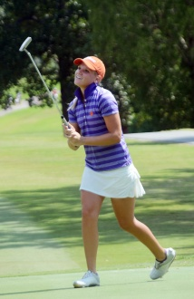 Callista Rice from Mars Hill is a two-time winner of the Dogwood State Junior.