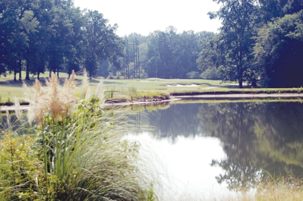 The Furman golf course will play a little over 7,000 yards for the Web,com golfers.