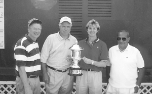 LPGA Hall of Fame golfer Beth Daniel helped start the very successful Furman LPGA Pro-Am.
