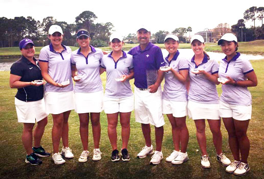 The Lady Paladins won their second tournament of the season and have now finished in the top-3 of every event they have played this year.