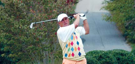 Liebler has qualified and played in every USGA event, from Junior to Senior championships.