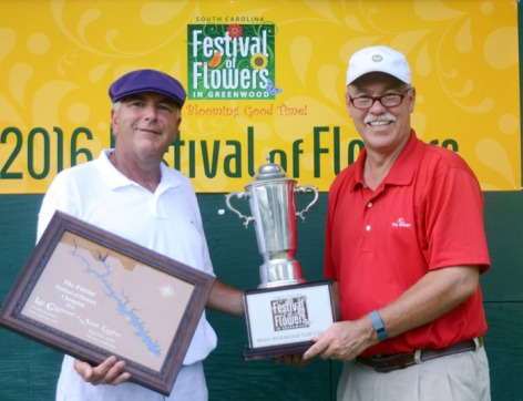 Liebler is a four-time champion at the Festival of Flowers Amateur in Greenwood.