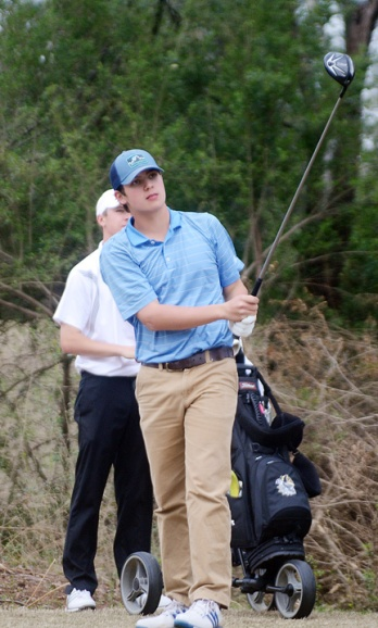 Ian Faulconor came from six shots off the lead in the final round to win the overall boys title at Cobb's Glen.