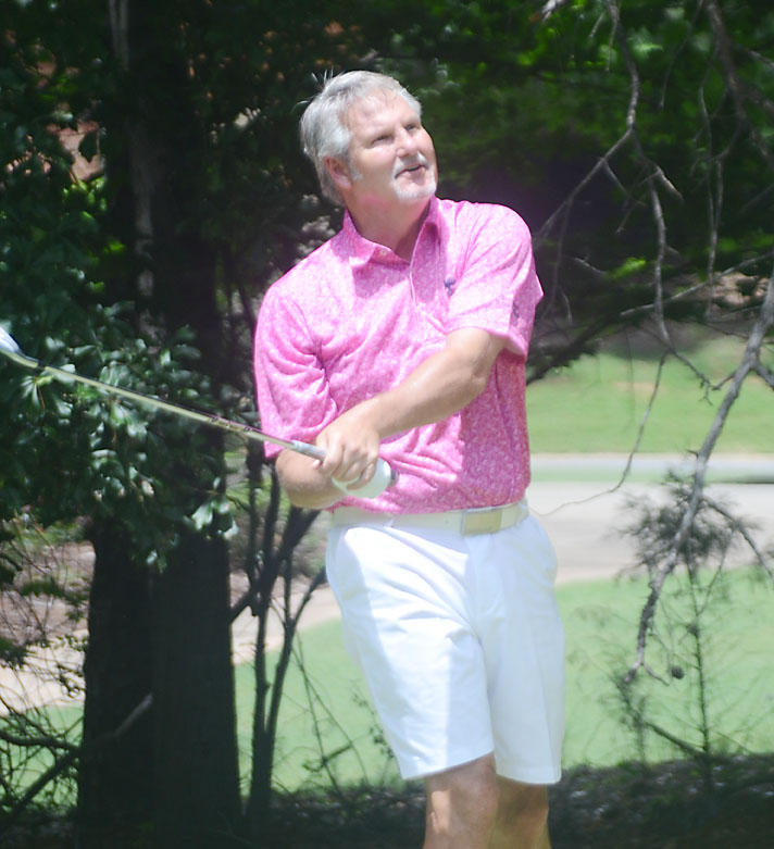 Doug Ramey Wins Spartanburg County Senior Mens Amateur