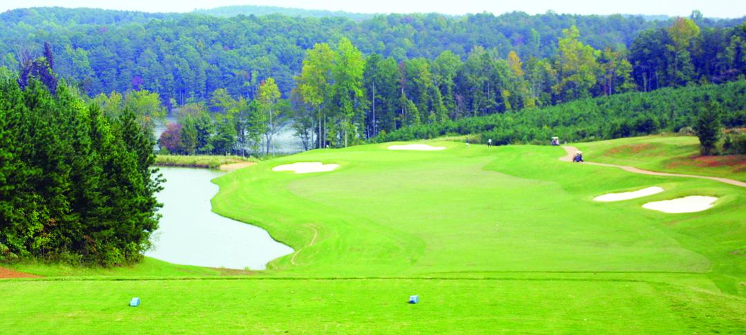 Country Club of Spartanburg - Spartanburg, SC - Golf