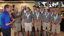 Gaffney gets Trophy W