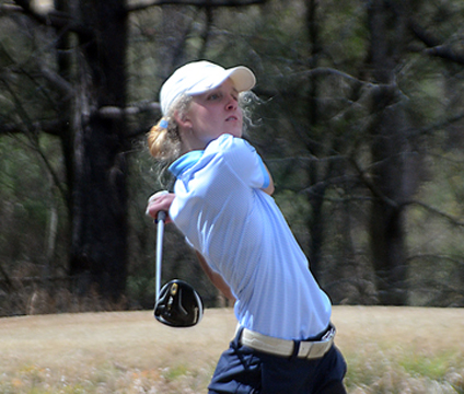 Christ Church golfer Peyton Gillespie will play college golf at Queens University. Gillespie won the SC AAA individual title in 2016 and was the Upper State champion this year and finished tied for sixth in the state championship.