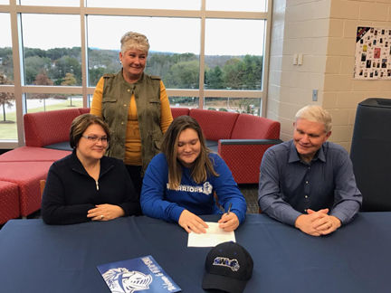 Southern Wesleyan University added Powdersville High School golfer Julie Schoebel and Emileigh Swords from Daniel High School. Swords helped the Lions win the AAAA team title and was selected to play in the North-South All-Star matches. Schoebel was a four year letter winner for the Patriots. She was the 2018 Anderson County Junior champion, and was also a SCJGA Upstate All-Star and finished tenth in the Todd All-Star tournament championship.